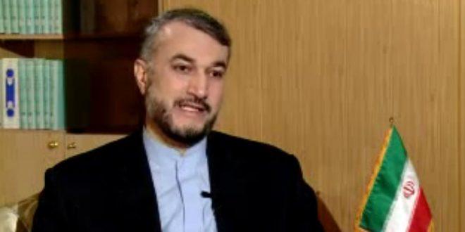 Абдоллахиян: США и их союзники стремились использовать террористов для реализации своих целей в Сирии