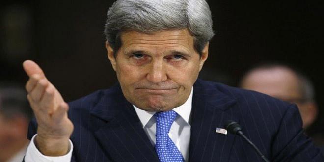 Керри: Вашингтон готов работать с Турцией для разрешения кризиса в Сирии