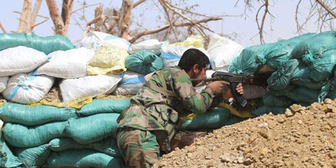 Сводка контртеррористических операций Сирийской армии за 19 октября