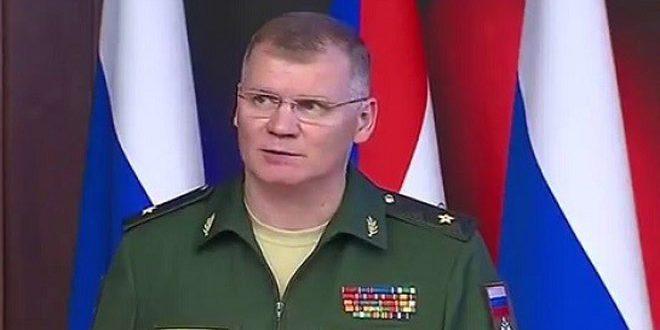 Конашенков назвал «маловразумительными» заявления британского министра о Сирии