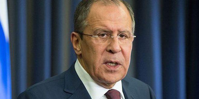 Лавров: В качестве главной задачи мы видим полное искоренение террористической угрозы в Сирии