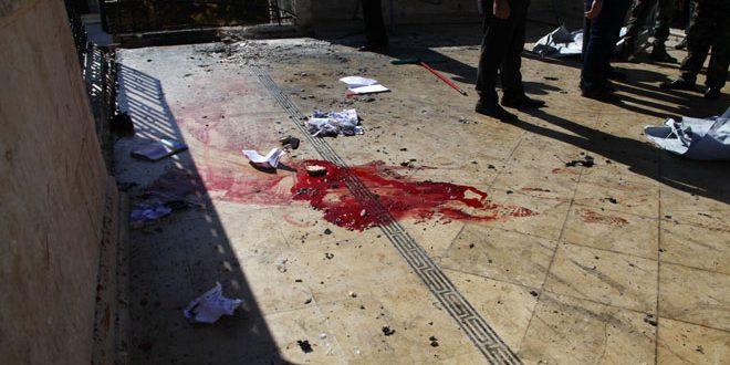 6 человек ранены в результате обстрела террористами жилых районов Алеппо