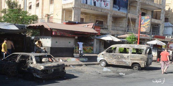 В Алеппо 35 человек получили отравление в результате газовой атаки террористов
