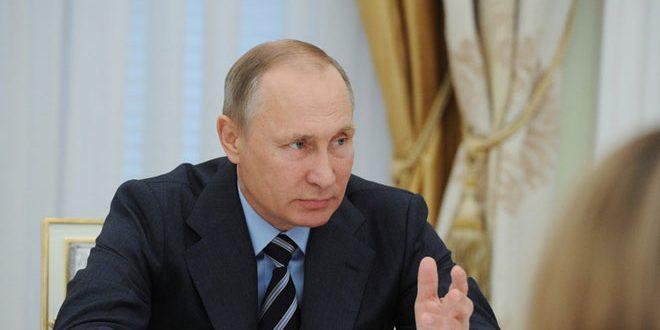 Российский президент обсудил с китайским коллегой способы урегулирования в Сирии