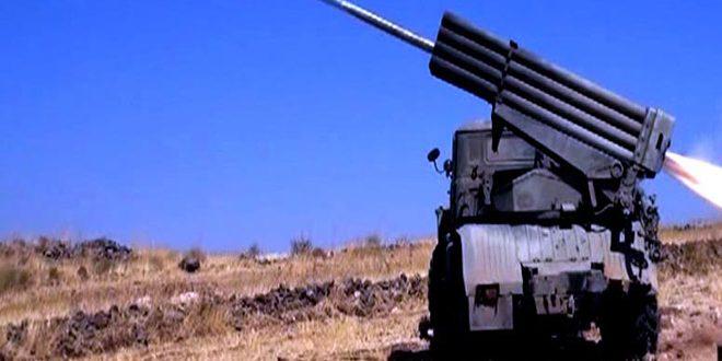 Сводка контртеррористических операций Сирийской армии за 12 октября