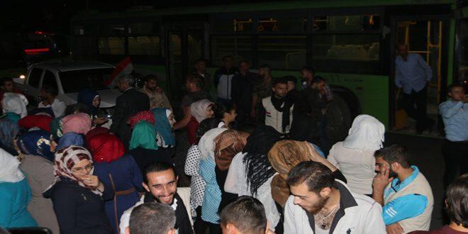 Из восточного Алеппо удалось вывести 48 мирных жителей