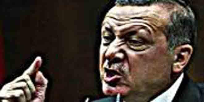 Турецкая партия: Эрдоган несет ответственность за разрушение Сирии, Ирака и региона в целом