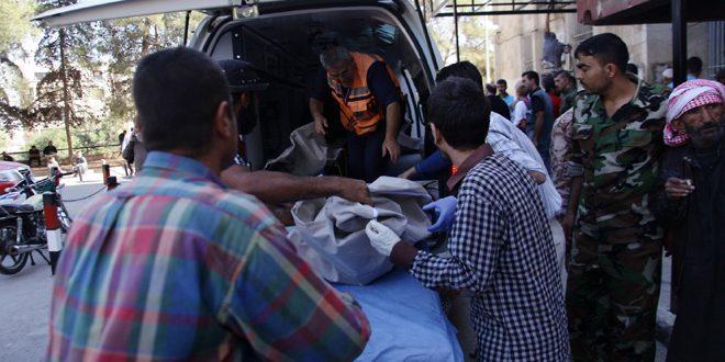В Алеппо террористы обстреляли жилые кварталы города жертвами чего стали 7 и получили ранения 70 мирных жителей