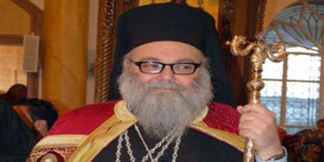 Патриарх Языджи на воскресном богослужении помолился за мир в Сирии