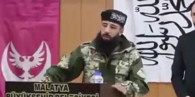 Один из лидеров такфиристской организации провел ряд встречна территории Турции