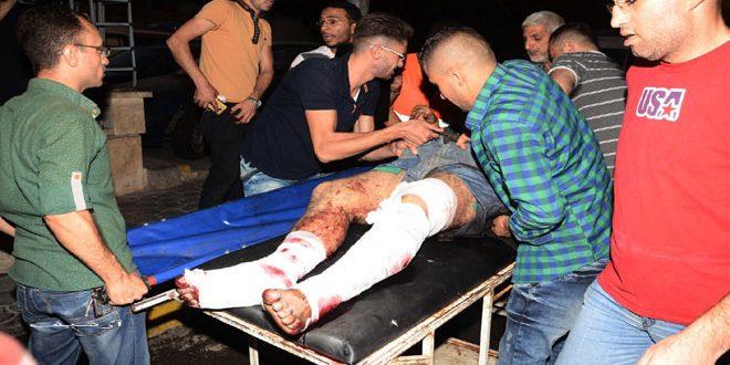 Жертвами террористического обстрела Алеппо стали девочка и мужчина