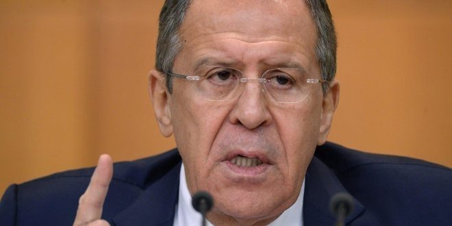 Лавров назвал поведение стран Запада относительно сирийского кризиса «истерикой»