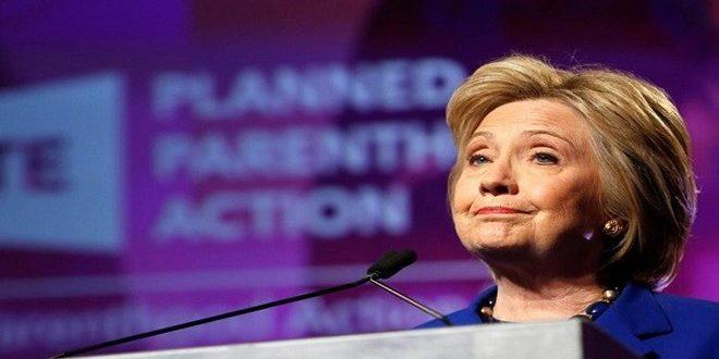 СМИ: В 2013 году Клинтон обвинила Эр-Рияд в поставке оружия бандформированиям в Сирии
