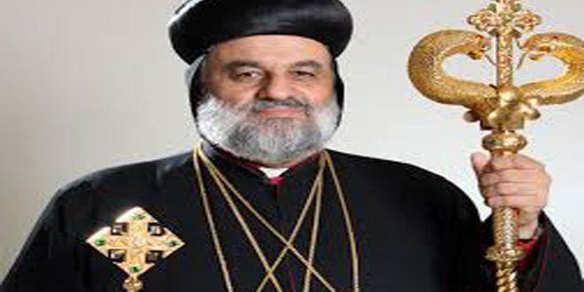 Патриарх Афрам II: Сирийцы способны решить свои проблемы без какого-либо внешнего вмешательства
