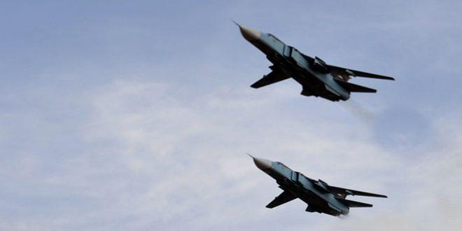 Сводка антитеррористических операций Сирийской армии за 15 октября