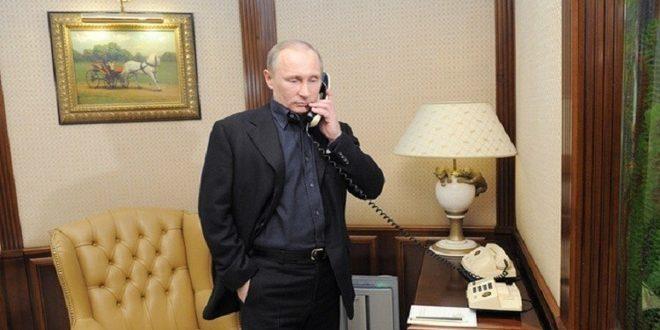 Путин по телефону обсудил с Аль-Абади и Эрдоганом урегулирование кризиса в Сирии и опреацию по освобождению Мосула от ДАИШ