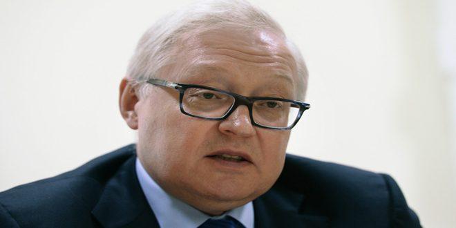 Рябков: Неприемлемые, прозвучавшие из Вашингтона оценки российской политики по Сирии требуют ответа
