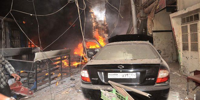 Террористы подвергли обстрелам гуманитарный коридор в Алеппо