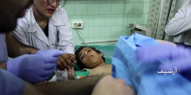 Трое погибших, двое из них – дети, при обстреле террористами Алеппо
