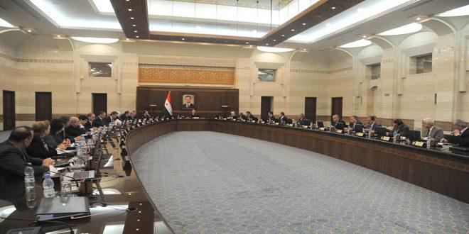 Кабмин САР обсудил возрождение промышленной зоны Шейх-Наджар в Алеппо