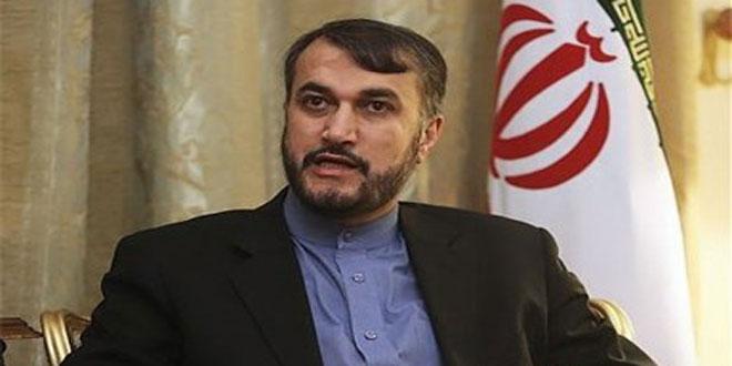 Абдоллахиян подтвердил позицию Ирана относительно политического урегулирования кризиса в Сирии