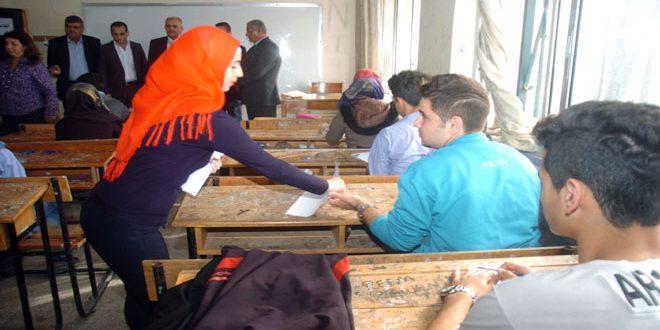 В Сирии стартовал второй этап школьной научной олимпиады с участием 25875 учащихся 10-х классов