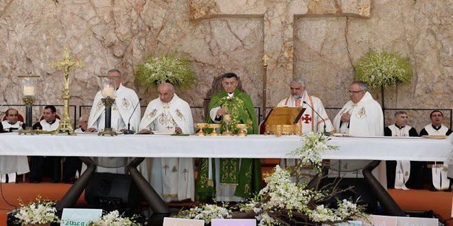 Патриарх Антиохии и всего Леванта призвал остановить террористическую войну в Сирии