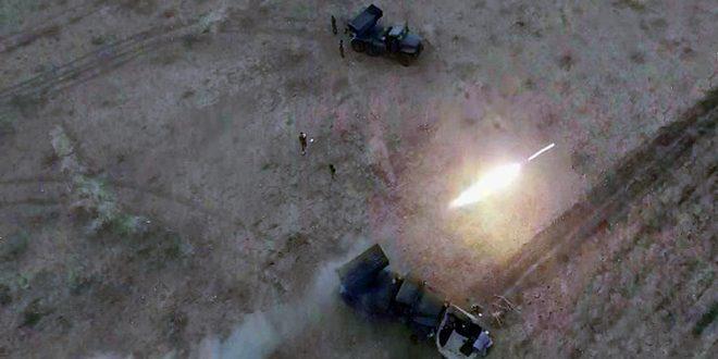 Сводка контртеррористических операций Сирийской армии за 11 ноября