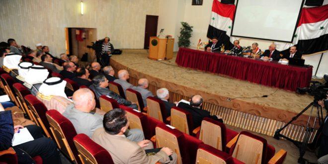 Аль-Ахмад: Министерство юстиции САР будет преследовать государства и лиц, виновных в пролитии сирийской крови