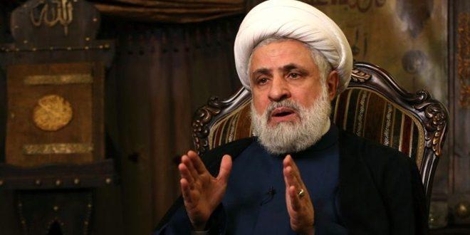 Шейх Касем: Агрессия против Сирии — это агрессия против Ливана, сопротивления, Палестины, Ирака и всего региона