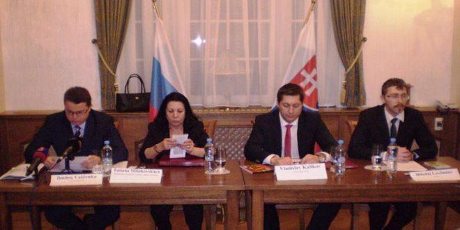 Посольство РФ в Словакии: Россия в Сирии действует на основе решений достигнутых в рамках Рабочей группы