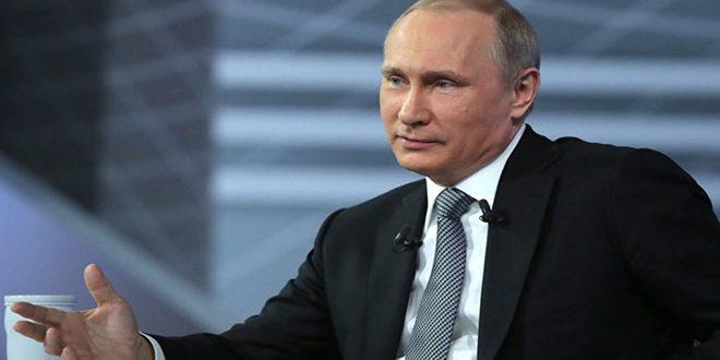 Путин обсудил по телефону с Эрдоганом ситуацию в Сирии