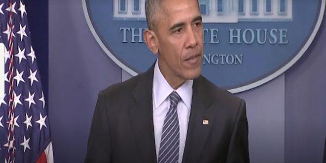 Обама: США продолжат делать все, что могут для политического урегулирования кризиса в Сирии
