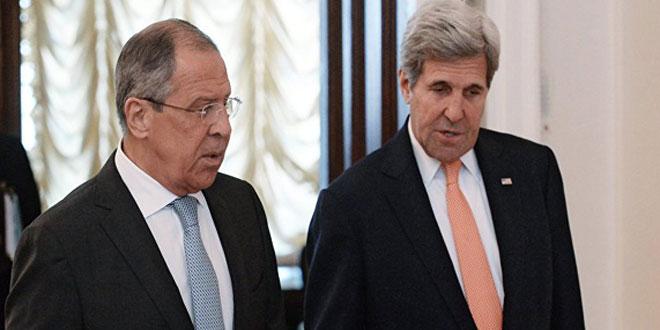 МИД РФ: Лавров и Керри обсудят в Перу пути урегулирования кризисов в Сирии и на Украине