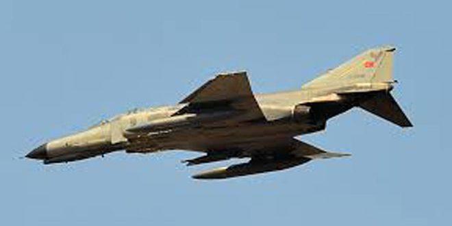 Турецкая авиация совершила очередное кровавое злодеяние против мирного населения провинции Алеппо