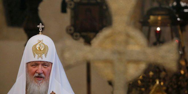 Патриарх Кирилл призвал к сотрудничеству для восстановления мира в Сирии
