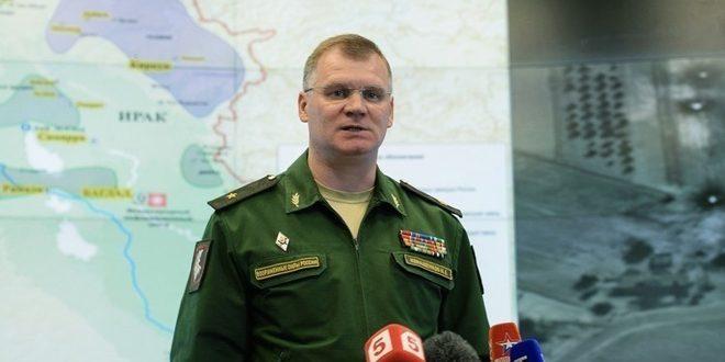 Минобороны РФ: Москва будет готова рассмотреть возможность введения новых гуманитарных пауз в Алеппо