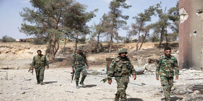 Сводка контртеррористических операций Сирийской армии за 28 ноября