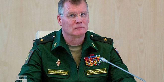 Минобороны РФ подтвердило использование отравляющих веществ боевиками в Алеппо