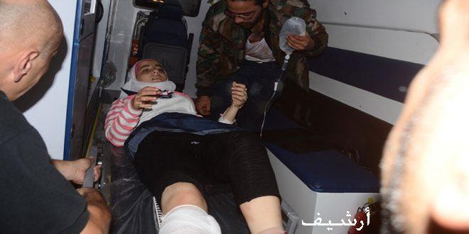 Террористы обстреляли город и провинцию Дамаск, квартал Аль-Хамдания в Алеппо. Жертвой террористических обстрелов стала девочка, 18 человек пострадали
