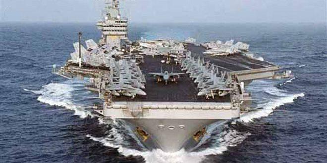 Авианосец «Адмирал Кузнецов» с группой российских кораблей нанесут удары по боевикам в Алеппо