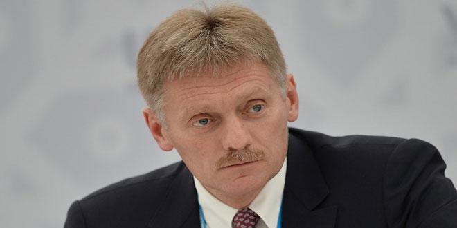 Песков вновь подтвердил приверженность России политическому урегулированию кризиса в Сирии