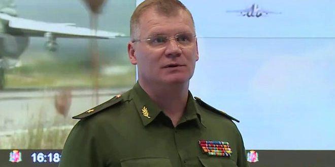 Минобороны РФ: Борьба с терроризмом в Сирии не была целью США