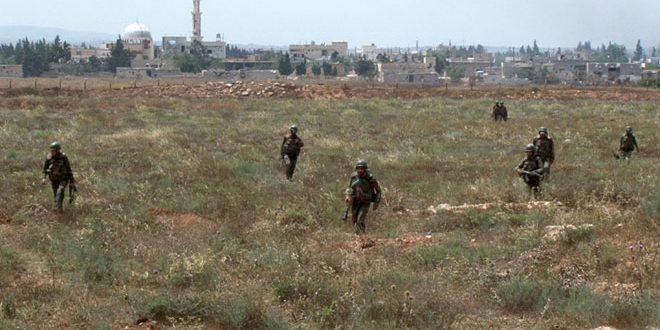 Сводка контртеррористических операций Сирийской армии за 6 ноября