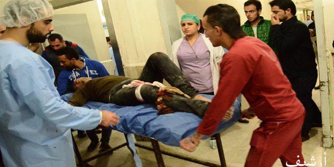 В Алеппо жертвами террористического ракетного обстрела студенческого городка стали 6 человек