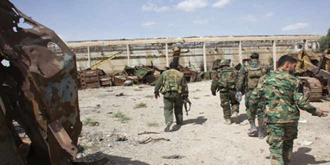 Сводка контртеррористических операций Сирийской армии за 27 ноября