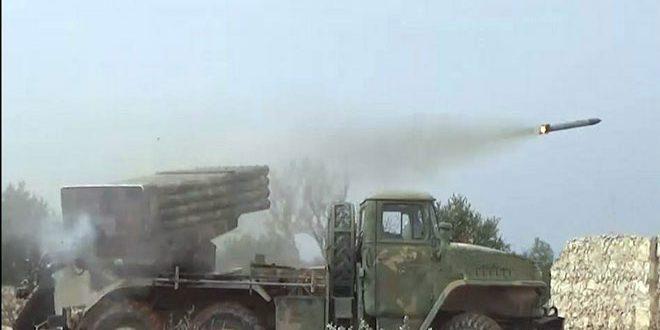 Сводка контртеррористических операций Сирийской армии за 13 ноября