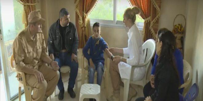 В Петербург на лечение военная авиация доставила шесть детей из Сирии