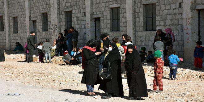 За прошедшие сутки из блокады террористов в Алеппо удалось вырваться тысячам мирных жителей