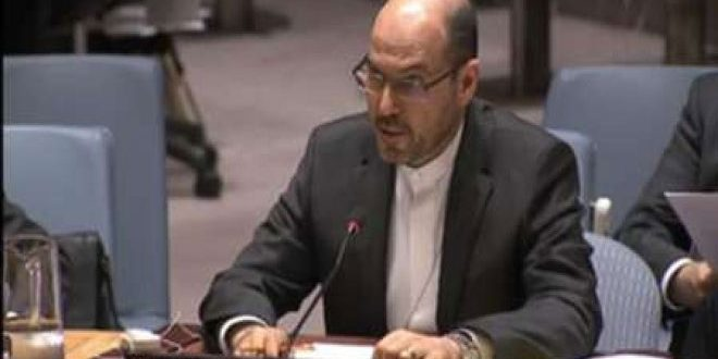 Дехгани: Решение Третьего комитета ГА ООН по Сирии — политизированное и несправедливое